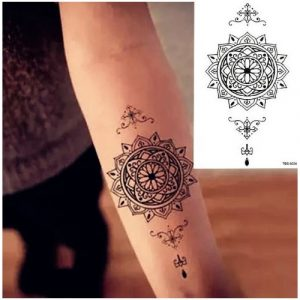 Impression de tatouages éphémères